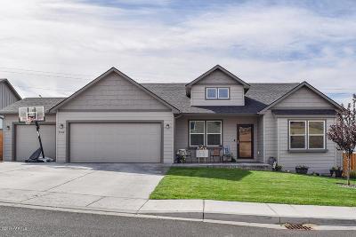 Yakima Single Family Home Ctg Financing: 5502 Boulder Way