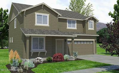 Yakima Single Family Home For Sale: 2402 S 62nd Ave