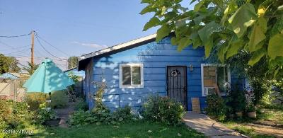 Toppenish Single Family Home Ctg Financing: 310 N E St