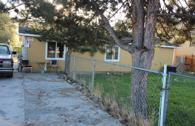 Single Family Home Ctg Financing: 1509 S 1st Ave
