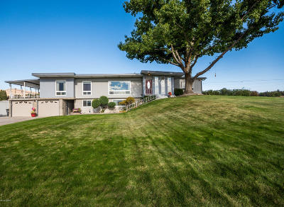 Yakima Single Family Home For Sale: 113 Warren Acres Rd