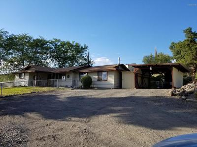 Selah Single Family Home Ctg Financing: 342 Sole Rd