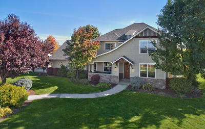 Zillah Single Family Home Ctg Financing: 871 Blue Goose Rd