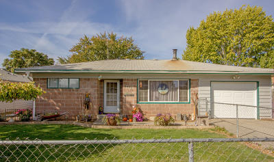 Naches, Cowiche, Tieton, Gleed, Moxee, Union Gap Single Family Home Ctg Financing: 2004 S 2nd Ave