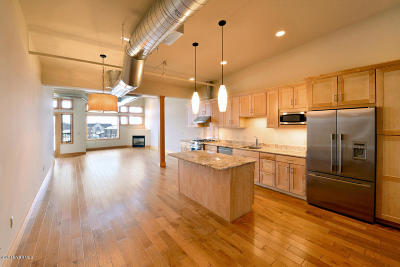 Yakima Condo/Townhouse Ctg Financing: 17 N 3rd St #403