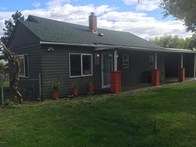 Yakima Single Family Home For Sale: 7312 Summitview Ave