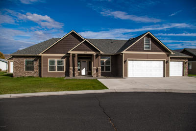 Yakima Single Family Home For Sale: 3605 Royale Ct