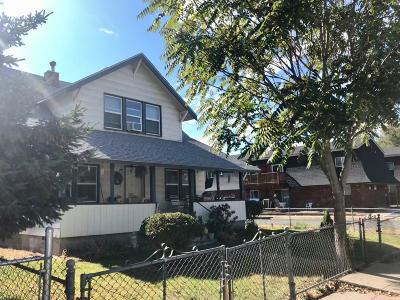 Yakima Single Family Home For Sale: 1320 Roosevelt Ave
