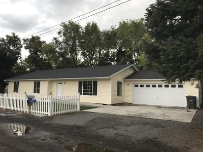 Naches Single Family Home Ctg Financing: 34 Orchard St