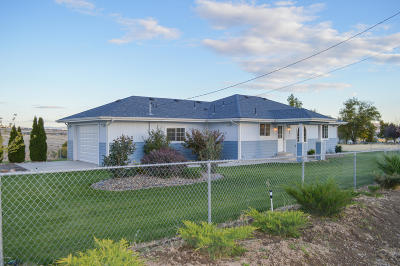 Yakima Single Family Home Ctg Financing: 1401 St Hilaire Rd