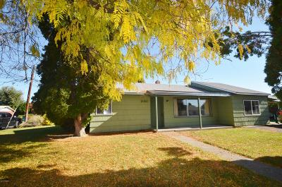 Yakima Single Family Home For Sale: 1309 S 20th Ave