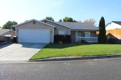 Yakima WA Single Family Home Ctg Financing: $239,900