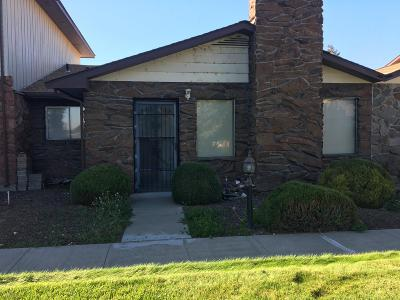 Yakima WA Condo/Townhouse For Sale: $139,000