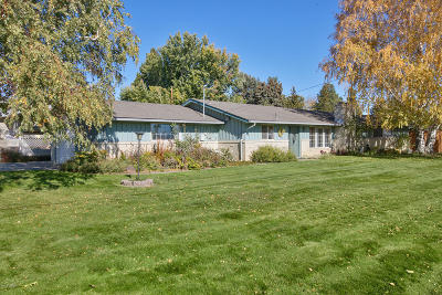 Yakima WA Single Family Home For Sale: $250,000