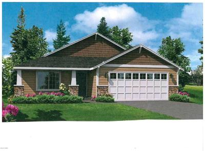 Granger Single Family Home Contingent: Nna Bagley Rd #Lot #1