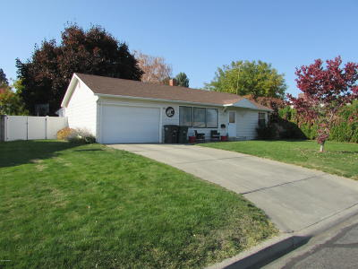 Yakima WA Single Family Home For Sale: $219,999