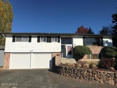 Yakima WA Single Family Home For Sale: $288,800