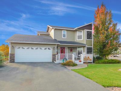 Yakima Single Family Home For Sale: 7302 W Oak Ave