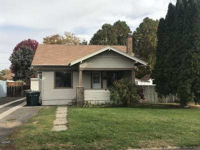Yakima Single Family Home Ctg Financing: 915 Pleasant Ave