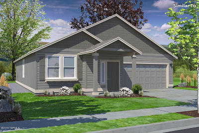 Yakima Single Family Home Contingent: 2408 S 62nd Ave #36