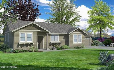 Yakima Single Family Home For Sale: 6300 W. Acre Lane Ave