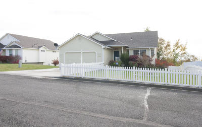 Yakima Single Family Home Ctg Financing: 5006 Overbluff Dr