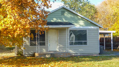 Yakima Single Family Home Ctg Financing: 1318 S 13th Ave