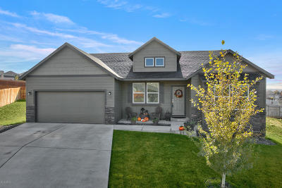 Yakima Single Family Home Ctg Financing: 5304 Blackstone Ct