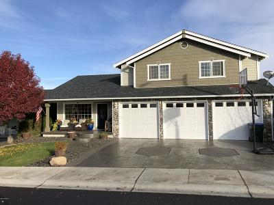 Selah Single Family Home For Sale: 1607 W Yakima Ave