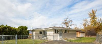 Naches Single Family Home Ctg Financing: 6081 Old Naches Hwy