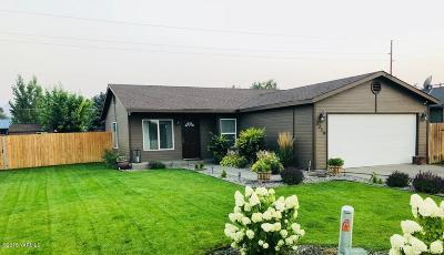 Yakima Single Family Home Ctg Financing: 2219 S 65th Ave