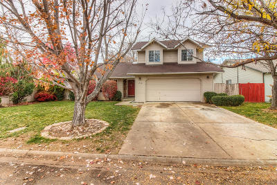 Yakima Single Family Home Ctg Financing: 1716 Fremont Dr