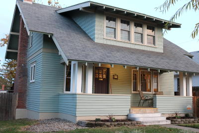 Yakima Single Family Home For Sale: 15 N 15th Ave