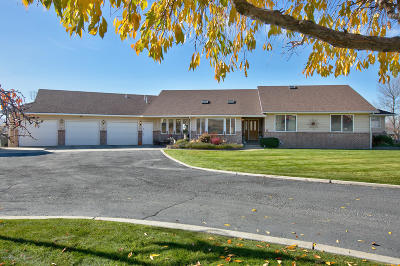 Yakima Single Family Home Ctg Financing: 380 Wilson Rd