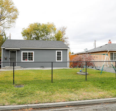 Yakima Single Family Home Ctg Financing: 1220 Landon Ave