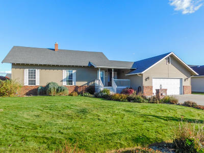 Yakima Single Family Home For Sale: 907 S 77th Ave