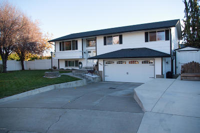Yakima Single Family Home For Sale: 4704 W Prasch Ave