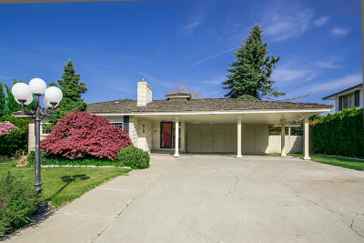 Yakima Single Family Home For Sale: 615 N 47th Ave