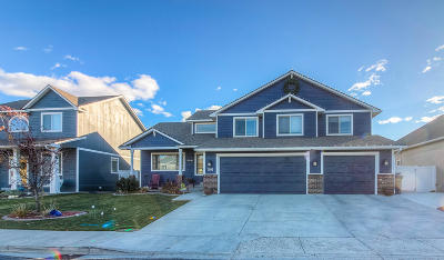 Yakima Single Family Home Ctg Financing: 7206 Fremont Way