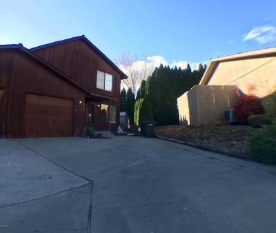 Yakima Single Family Home Ctg Financing: 3808 Clinton Way