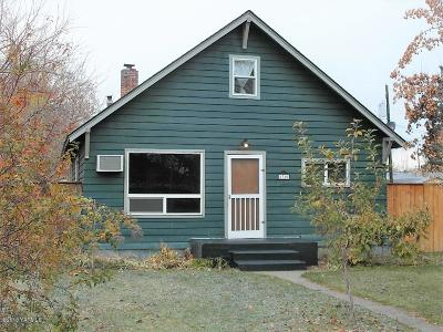 Yakima Single Family Home Ctg Financing: 1310 S 2nd Ave