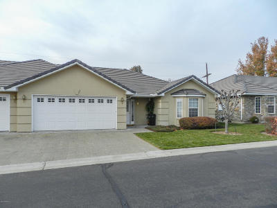 Yakima Condo/Townhouse Contingent: 6119 Summitview Ave #4