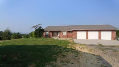 Yakima Single Family Home For Sale: 280 Deweese Ln