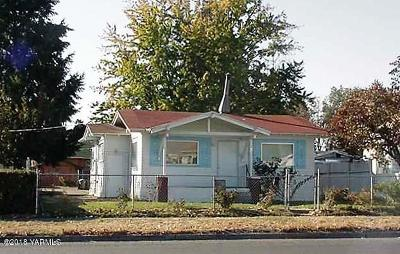 Yakima Single Family Home For Sale: 412 N 5th Ave
