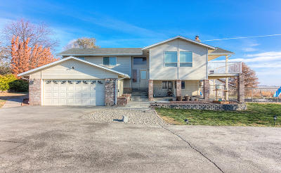 Yakima WA Single Family Home For Sale: $420,000