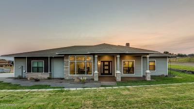 Yakima Single Family Home For Sale: 6101 Horizon View Ln