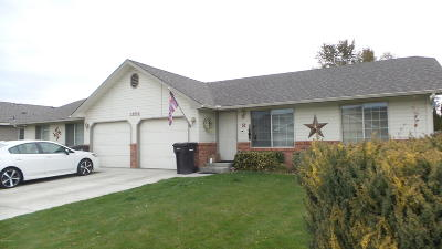 Yakima Multi Family Home Contingent: 1204 Westbrook Lp