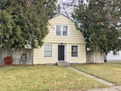 Yakima Single Family Home For Sale: 711 S 9th Ave