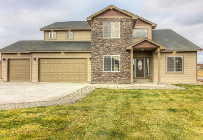 Zillah Single Family Home For Sale: 769 White Rd