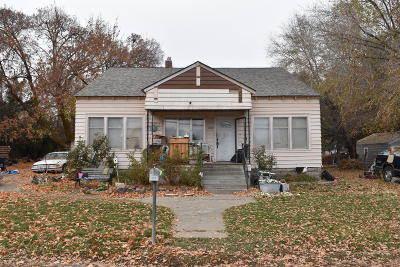 Yakima Single Family Home For Sale: 1130 S 20th Ave